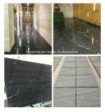 Granito Natural Via Lactea losa de granito negro