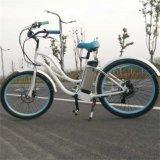 판매를 위한 여성 작풍 강한 36V 250W 전기 자전거 중국