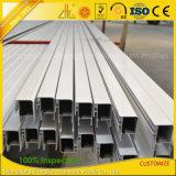 アルミ合金のプロフィールの製造業者供給アルミニウムWindowsおよびドアのプロフィール