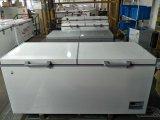 Tipo Top- do congelador e refrigerador novo da condição R290