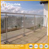 발코니/층계를 위한 스테인리스 Baluster 유리제 난간 유리제 방책