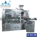 CE automática estándar Frasco de vidrio con tapa de la corona de la máquina de llenado