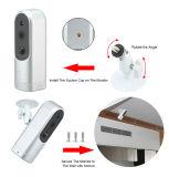 Cámara elegante del timbre del IP WiFi del litio PIR del CCTV 960p HD del movimiento de la detección de la alarma de la charla del SD de la visión nocturna de dos vías con pilas incorporada sin hilos de la tarjeta
