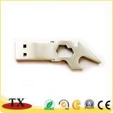 Творческие мини-ключ формы и стороны кольцо форму USB