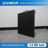 Taux de rafraîchissement élevé P3mm fixe intérieur plein écran à affichage LED de couleur avec module 240*180mm