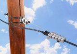 De Toebehoren van de Kabel van de Klem van het Anker van de Legering van het aluminium