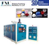 Taza plástica disponible hidráulica automática Thermoforming que hace la máquina