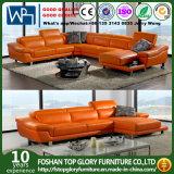 Os sofás modernos de couro dirigem jogos modernos dos sofás da mobília com canto