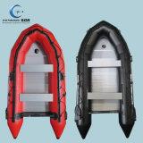 Barco de pesca inflables de alta calidad para adulto PVC kayak inflable