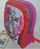 Sac à dos d'épaule de dessin animé d'école des enfants de beau Gilr attrayant