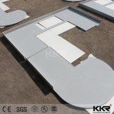熱い販売カウンタートップのための新しい張りめぐらすパターン固体表面の石