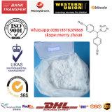 99.32% pureza elevada Letrozole Femara para a hormona estrogénica Reducement