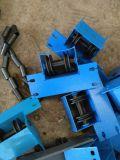 Elevador hidráulico desobstruído da placa de assoalho de dois bornes auto