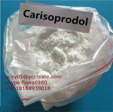 Het Ruwe Carisoprodol Poeder van Antianxietic 78-44-4 met de Zuiverheid van 99%