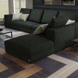 Sofa sectionnel rempli par bas moderne pour la salle de séjour