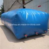 Tanque de água revestido de encerado do PVC