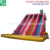 販売(DJWS006)のための小さい屋内膨脹可能な水スライド