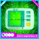 Kundenspezifisches Pet/PC Membranen-Aufkleber-Membranen-Panel, Membranschalter-Tastaturblock