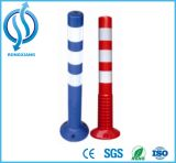 Flexibler PU-Verkehrs-Pfosten/Elastizität-warnender Pfosten/Sprung-Pfosten