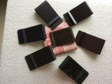 Clip RFID dei soldi della fibra del carbonio che ostruisce il supporto della carta di credito