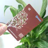 Aangepaste ontwerp13.56MHz EV2 kaart ISO14443A plastic MIFARE DESFire