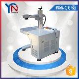 prix de machine d'inscription de fibre de 10W 20W 30W 50W des étiquettes
