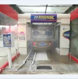 Lavage de voiture du Tunnel automatique machine 11+3 brosses à cheveux