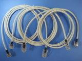 USB a/M com as quatro portas usadas para o cabo
