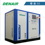 Dirigere il compressore d'aria rotativo guidato della vite 20HP (aria raffreddata)