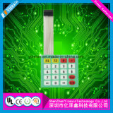 Touche à effleurement 2017 faite sur commande de clavier d'écran tactile d'usine de Shenzhen