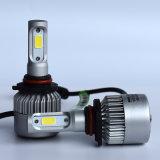 高品質S2 9005 9006本の穂軸LED車のヘッドライト