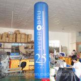 Soem-ODM-Service-dekorativer Pfosten-aufblasbares Gefäß mit schnellem Verschiffen