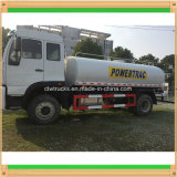 Dongfeng 4X2 Chassis-Sprenger-LKW mit Becken des Wasser-5tons