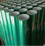 吹き付け塗装の緑ペットLEDテープを覆う高温Polysterの接着剤