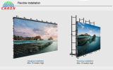500*500mm 임대 LED 스크린 위원회 (P2.84, P2.977, P3.91, P4.81, P6.25)