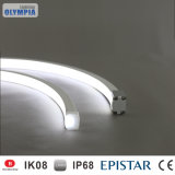 LED de 24 V de las luces del Acuario de doble cara, TIRA DE LEDS