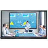 65 pantalla plana interactiva de la pulgada 4K