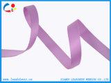 부대 부속품을%s 공장 판매 밝은 자주색 폴리에스테 나일론 가죽 끈