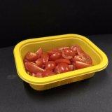 Cassaforte di plastica approvata dalla FDA di a microonde del contenitore di Bento della casella di pranzo di memoria dell'alimento