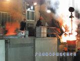 Fornace elettrica di induzione per media frequenza per ferro