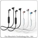 Trasduttori auricolari stereo di sport dell'interruttore senza fili del magnete di Ht3 Bluetooth