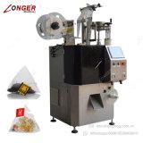 Handelskleiner Teebeutel-Verpackungsmaschine-Nylonpreis