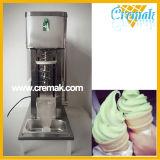 판매를 위한 완전히 스테인리스 750W 소용돌이 아이스크림 기계