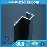 タンザニアのカスタマイズされたWindowsのドアのためのアルミニウムプロフィール6063材料