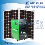 Fácil instalar 1.5kw completo fora do sistema do painel solar da grade para a HOME
