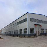 Fertigung-vorfabrizierte industrielle Stahlrahmen-Werkstatt