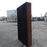 Singolo rilievo nero di raffreddamento per evaporazione di colore per la Camera di pollo
