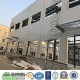 Struttura esterna prefabbricata della struttura d'acciaio
