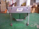 De Tank van de Opslag van het roestvrij staal voor Plastiek, pp, Huisdier, pvc,