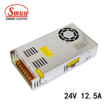 Smun S-320-24 320W 24VDC 12.5A AC-DC LED 전력 공급